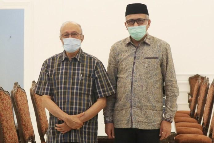 Polemik Tapal Batas, Wali Nanggroe: Aceh Akan Bentuk Tim Bersama