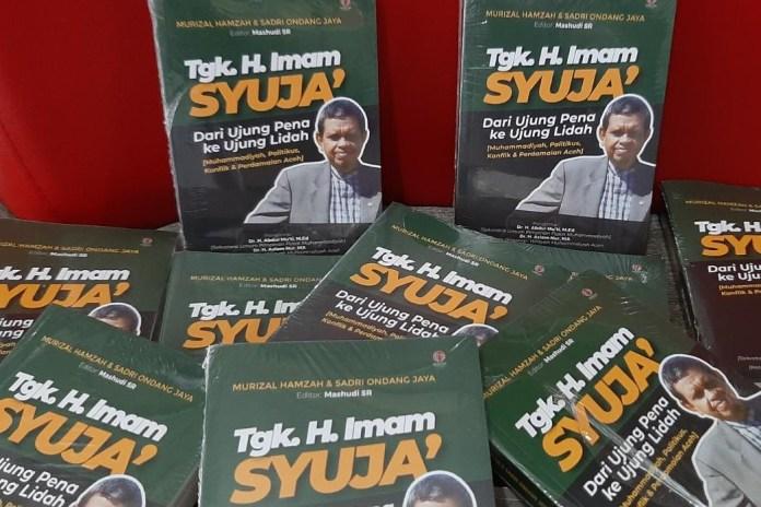 Buku Tokoh Perdamaian Aceh Diluncurkan di Hari Peringatan 15 Tahun Damai