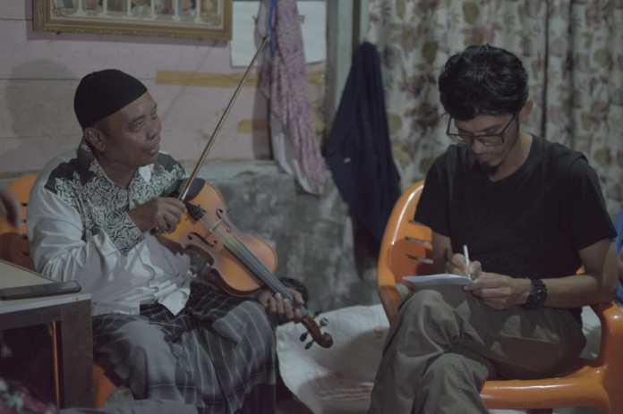 Seniman Teater Teliti Seni Pertunjukan Tradisi Aceh Mop-Mop