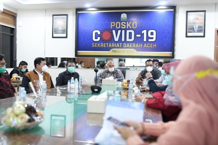 Tim Kesehatan Aceh Targetkan Hasil Tes PCR COVID-19 Keluar Kurang dari 24 Jam