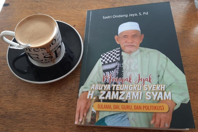 Hari Santri 2020, Bandar Publishing Rilis Buku Biografi Teungku Dayah