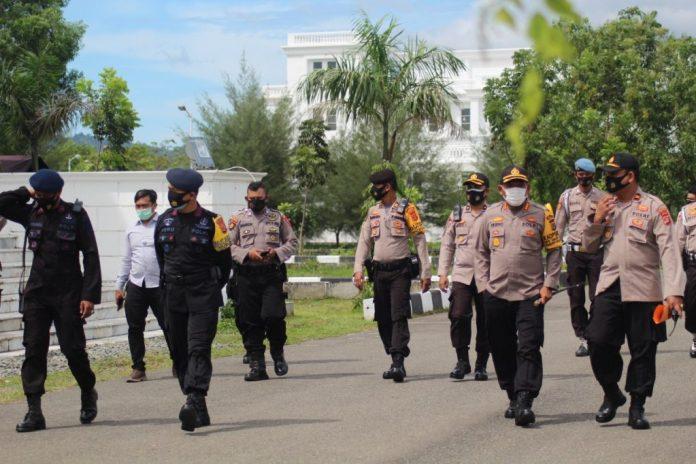 Polisi Lakukan Patroli Jelang Milad GAM 4 Desember