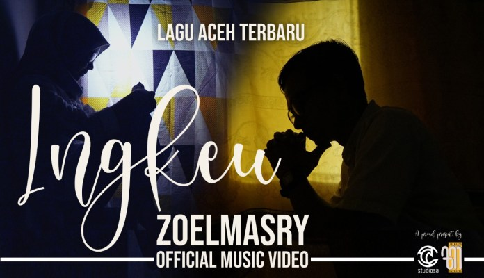 Zoelmasry, Pendatang Baru di Blantika Musik Aceh Rilis Ingkeu