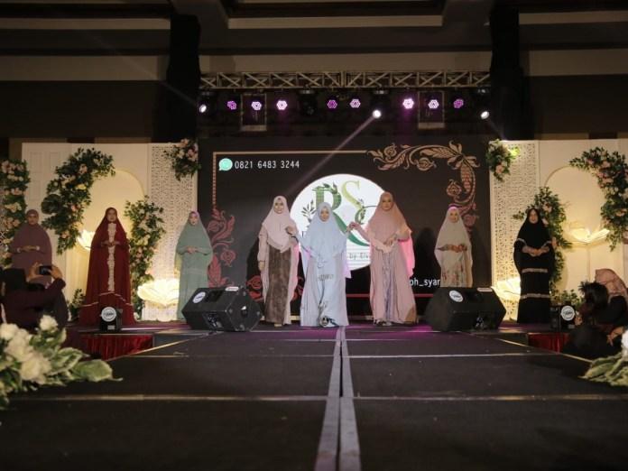 10 Koleksi Baru Rumoh Syar'i Dipamerkan di Aceh Wedding Expo 2021