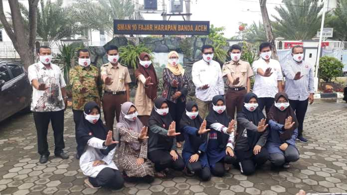 Tanamkan Benih Kejujuran, KPK Sambangi Sekolah di Banda Aceh