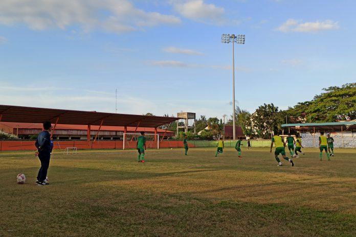 Latihan Perdana Persiraja Persiapan Piala Menpora Diikuti 10 Pemain