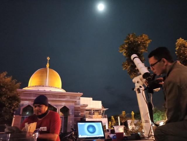 Amati 3 Fenomena Unik Ini Saat Gerhana Bulan Total
