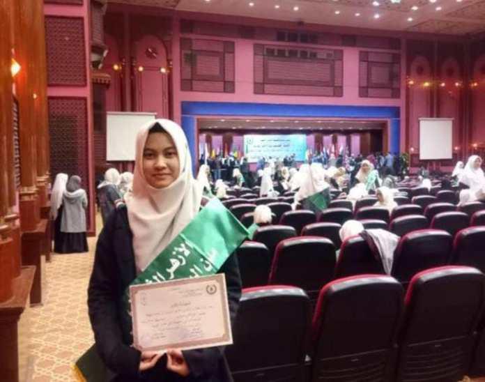 Tari, Sosok Cerdas Alumni Dayah Insan Qurani Meninggal Dunia di Mesir