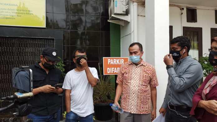 DPR Diminta Segera Proses Amnesti Jokowi untuk Saiful Mahdi