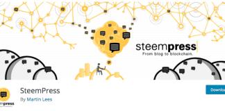 Steempress Plugin for Wordpress