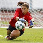 Lady Goalkeeper