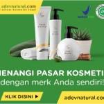 Banner Sabun Transparan Adev Natural