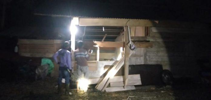 Rumah janda Tangse