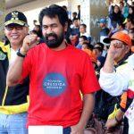 Mualem menyaksikan laga Aceh vs Bengkulu