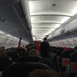 Kabin Pesawat Air Asia