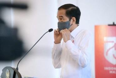 Sindiran Jokowi