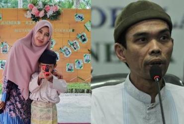 Ustaz Abdul Somad-Mellya Resmi Bercerai