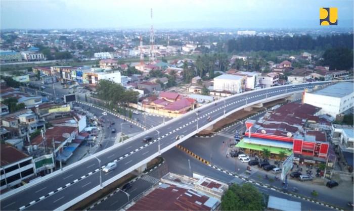 Pemko Banda Aceh Akan Bangun Fly Over Di Depan Kantor Gubernur Acehsatu
