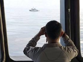 Kapal China Masuk Natuna