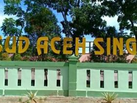 RSUD Aceh Singkil Tutup