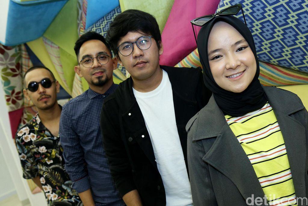 Cerita Nissa Sabyan Pertama Kali Cicipi Kuliner Aceh