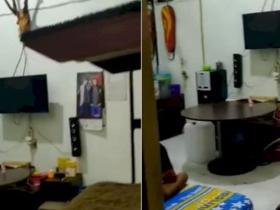 Video Kamar Mewah di lapas Lhokseumawe