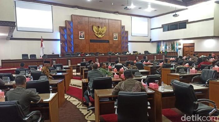 DPR Aceh Bentuk Pansus