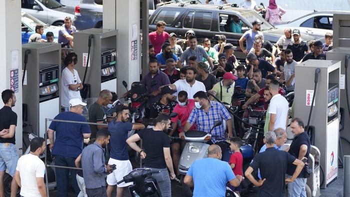 Lebanon Didera Krisis Ekonomi