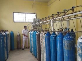 Pedagang Oksigen di Aceh