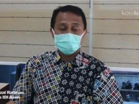 Peringatan IDI kepada Pemerintah Aceh