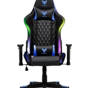 מושב גיימינג מקצועי תאורת לד  SPARKFOX RGB