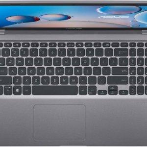 מחשב נייד ASUS X515JA-BR070T I3-1005G1/4G/256GB M.2/WIN10/SLAT GRAY/15.6/1Y