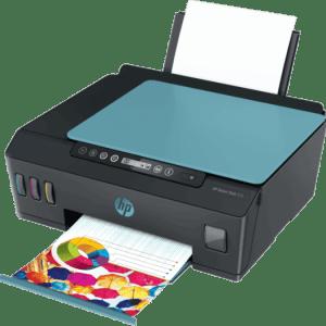 מדפסת בקבוקי דיו אלחוטית HP Smart Tank 516