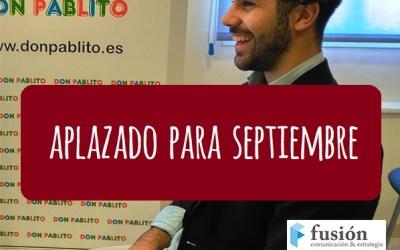 Evento de Neuromarketing aplazado a septiembre