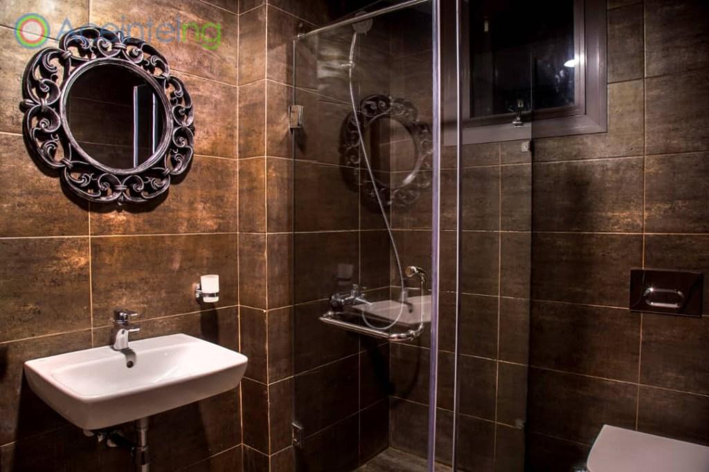 2 bedroom apartment for short let in Eko atlantic city - bathroom