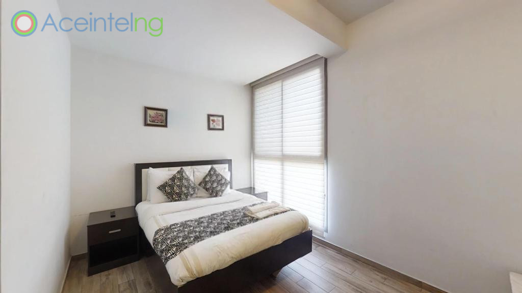 2 bedroom apartment for short let in Eko atlantic city - bedroom 1