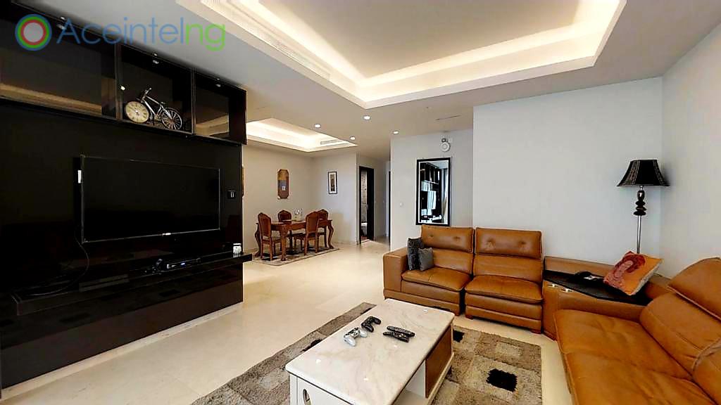 2 bedroom apartment for shortlet in Eko Atlantic VI lagos