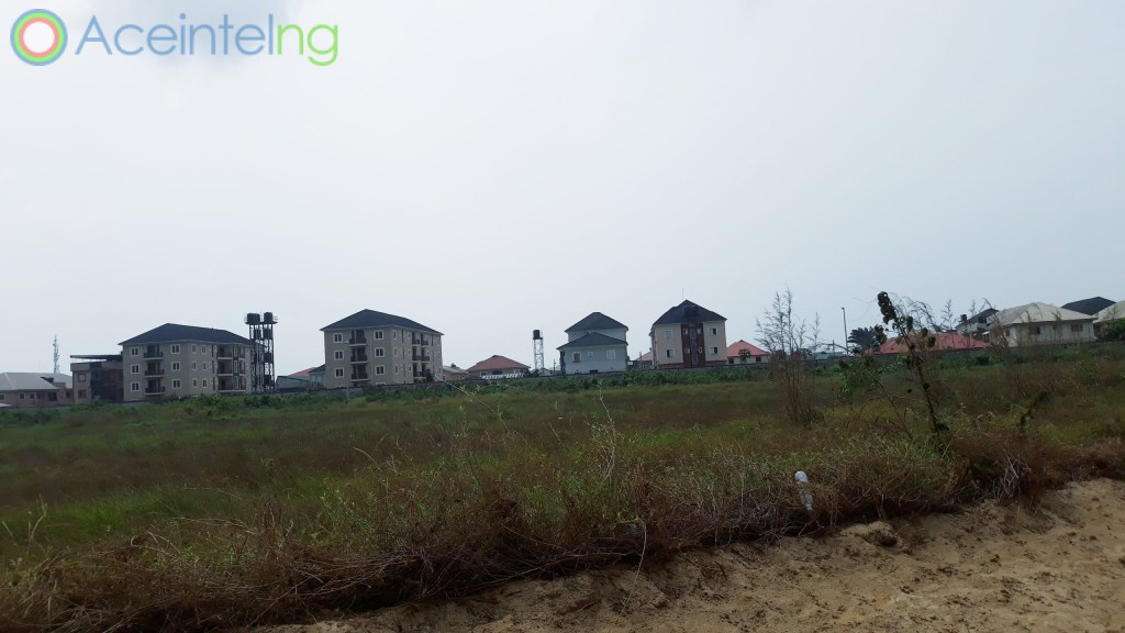 Land for sale in Royal Garden estate Ajah lagos