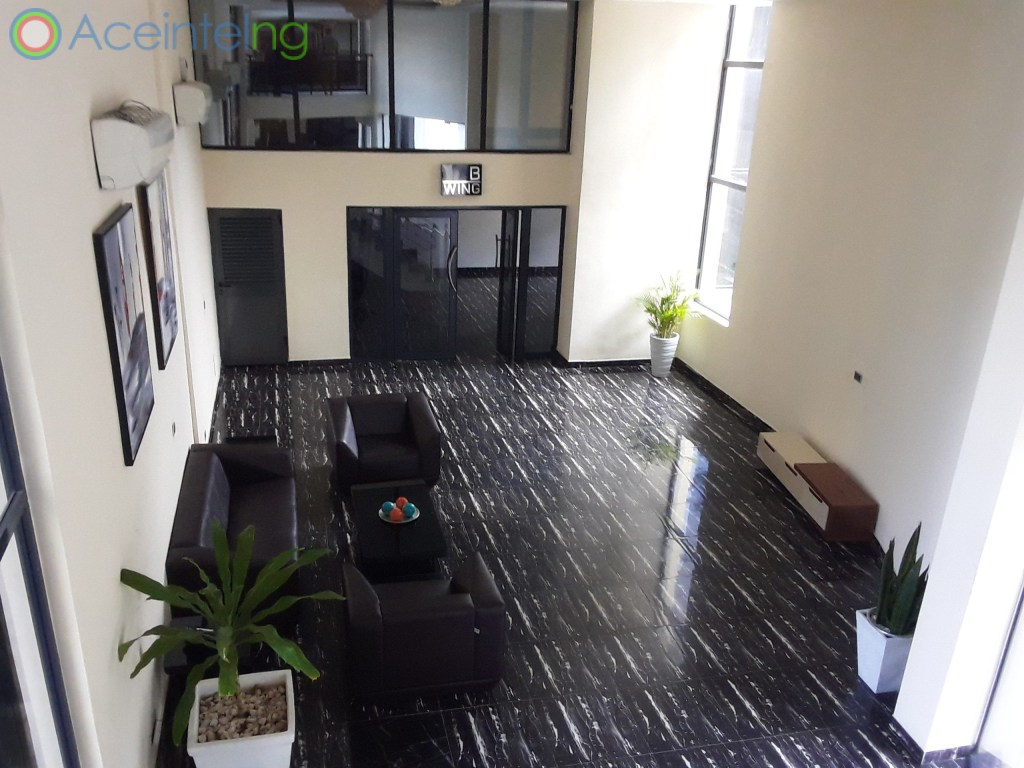 4 bedroom flat for rent in Ikoyi - off Alexander - lobby 2