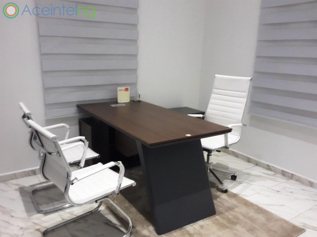 5 bedroom duplex for shortlet in chevron lekki lagos - office