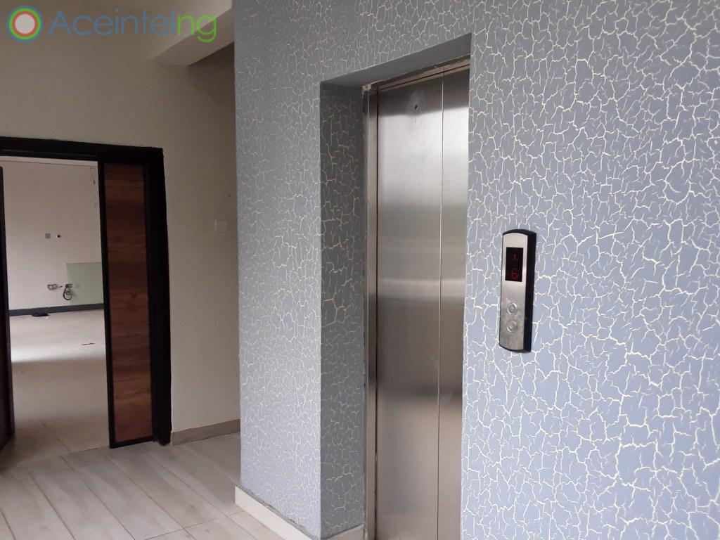 3 bedroom flat for rent in Ikoyi Lagos Nigeria - Elevator