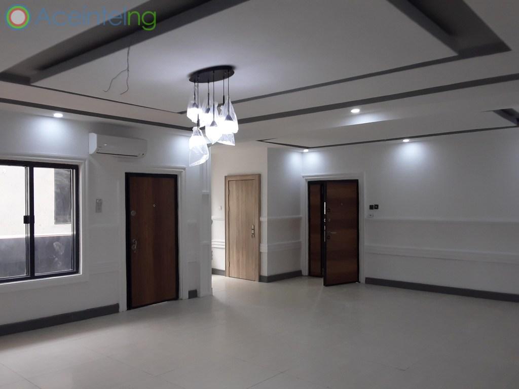3 bedroom flat for rent in Ikoyi Lagos Nigeria - Livingroom