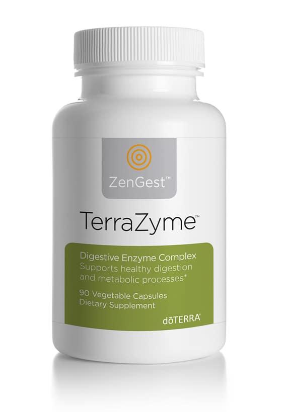 Complejo TerraZyme (sistema digestivo)