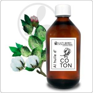 Aceite de semillas de algodón – 100% puro