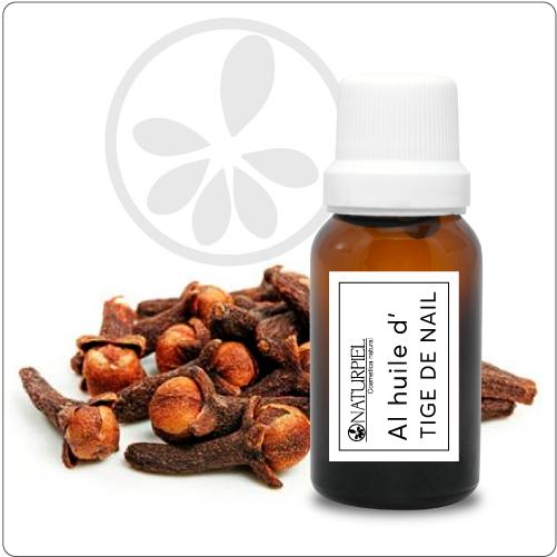 Aceite esencial tallo de clavo – Orgánico 100% puro