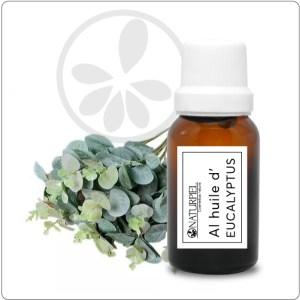 Aceite esencial de Eucalipto - Orgánico 100% puro