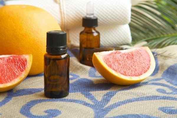 aceite esencial de semilla de pomelo