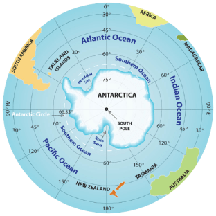 NCERT Class 6 Geography Chapter 5 Notes