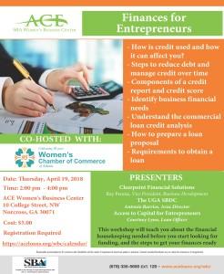 Finances for Entrepreneurs