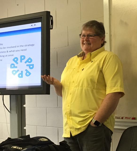 Linda Hughes Shares Strategic Planning Insights